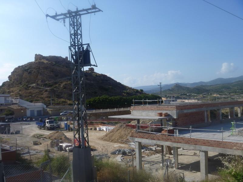 Electrificación Escuela y Consultorio en Busot - ayuntamiento de busot - cuatro ingenieros (1)