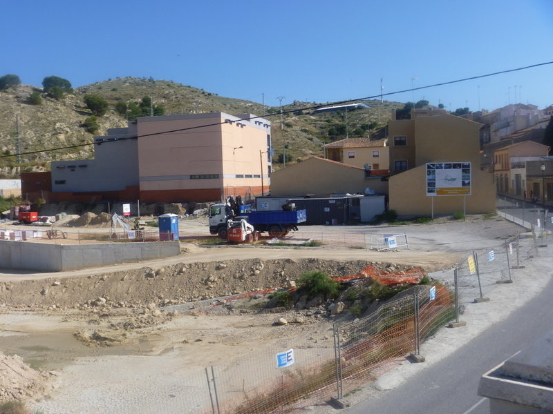Electrificación Escuela y Consultorio en Busot - ayuntamiento de busot - cuatro ingenieros (3)